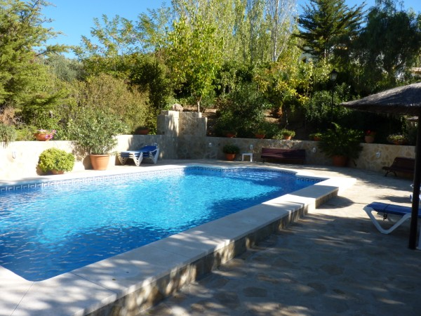 Lovely Finca with large olive and fruit groves, pool, spectacular views, near Antequera Town.properties/14/09.jpg
