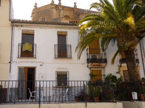 Central Antequera, classic Spanish Townhouse, historical zone