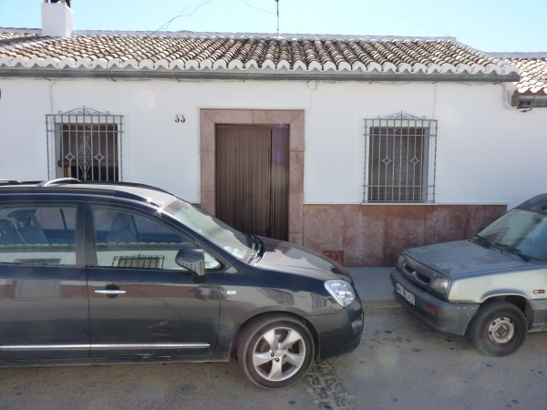 Spacious townhouse with nice views in an historic area of Antequera town. 	.properties/40/02.jpg