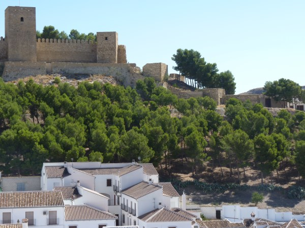 Spacious townhouse with nice views in an historic area of Antequera town. 	.properties/40/03.jpg