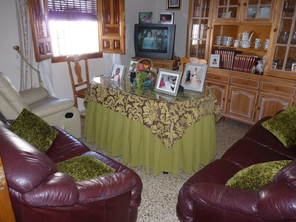 Spacious townhouse with nice views in an historic area of Antequera town. 	.properties/40/05.jpg