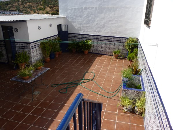 Spacious townhouse with nice views in an historic area of Antequera town. 	.properties/40/21.jpg