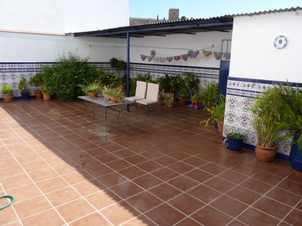 Spacious townhouse with nice views in an historic area of Antequera town. 	.properties/40/22.jpg
