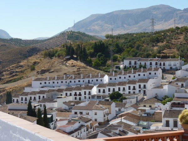 Spacious townhouse with nice views in an historic area of Antequera town. 	.properties/40/27.jpg