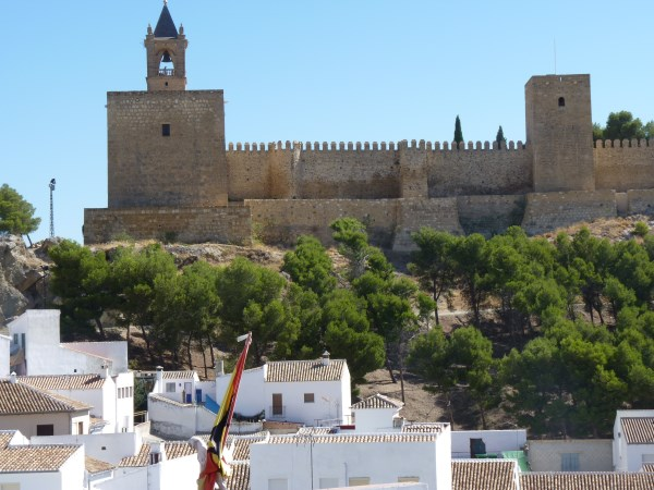 Spacious townhouse with nice views in an historic area of Antequera town. 	.properties/40/29.jpg