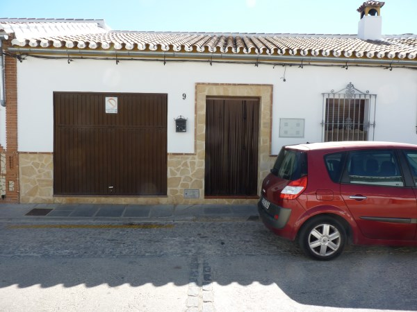Spacious townhouse with nice views in an historic area of Antequera town. 	.properties/40/30.jpg