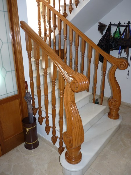 Beautiful 4 Bedroom Semi Detached Townhouse, with large garage. Antequera town.   .properties/8/09.jpg